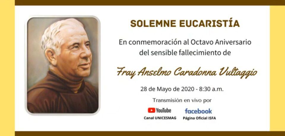 Un ricordo colombiano nel nono anniversario dell'ingresso in Cielo di P. Anselmo