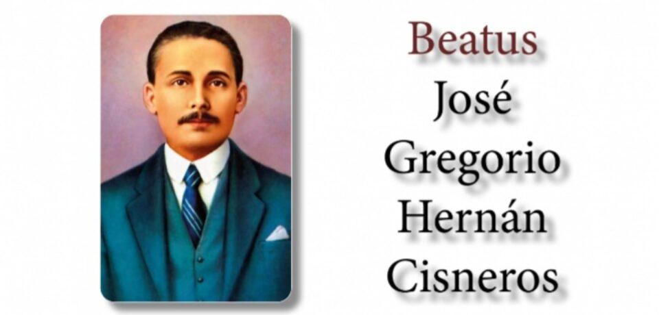 BEATO JOSÉ GREGORIO HERNÁN CISNEROS, OFS
