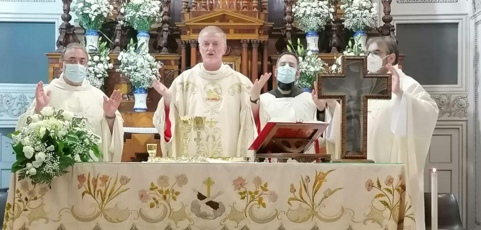 Visita del Ministro Generale in occasione del XX anniversario di canonizzazione di S. Bernardo