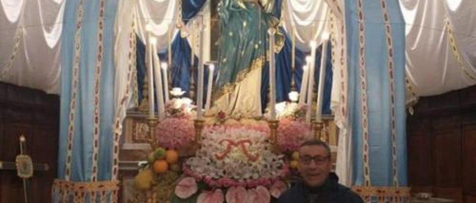 Il Papà di fr. Nino è entrato nell'Eternità